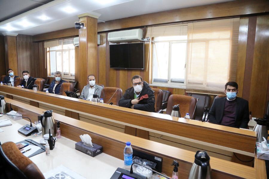 اجرای طرح فوریتی بازدید و رفع مشکلات محلات منطقه 22