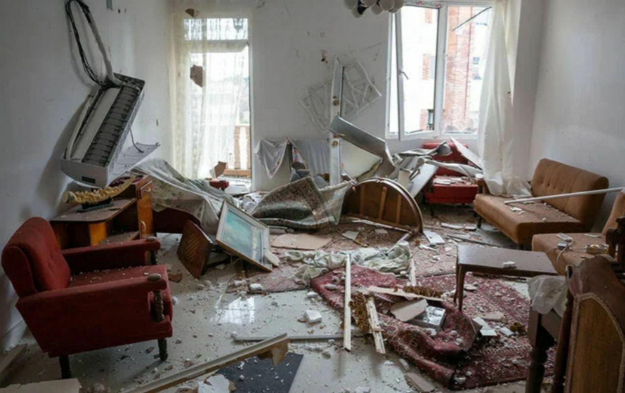 آتشسوزی یک واحد مسکونی در بهارستان