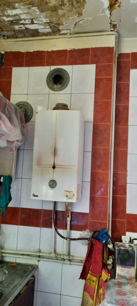 گاز گرفتگی در اسلامشهر / 4 نفر روانه بیمارستان شدند