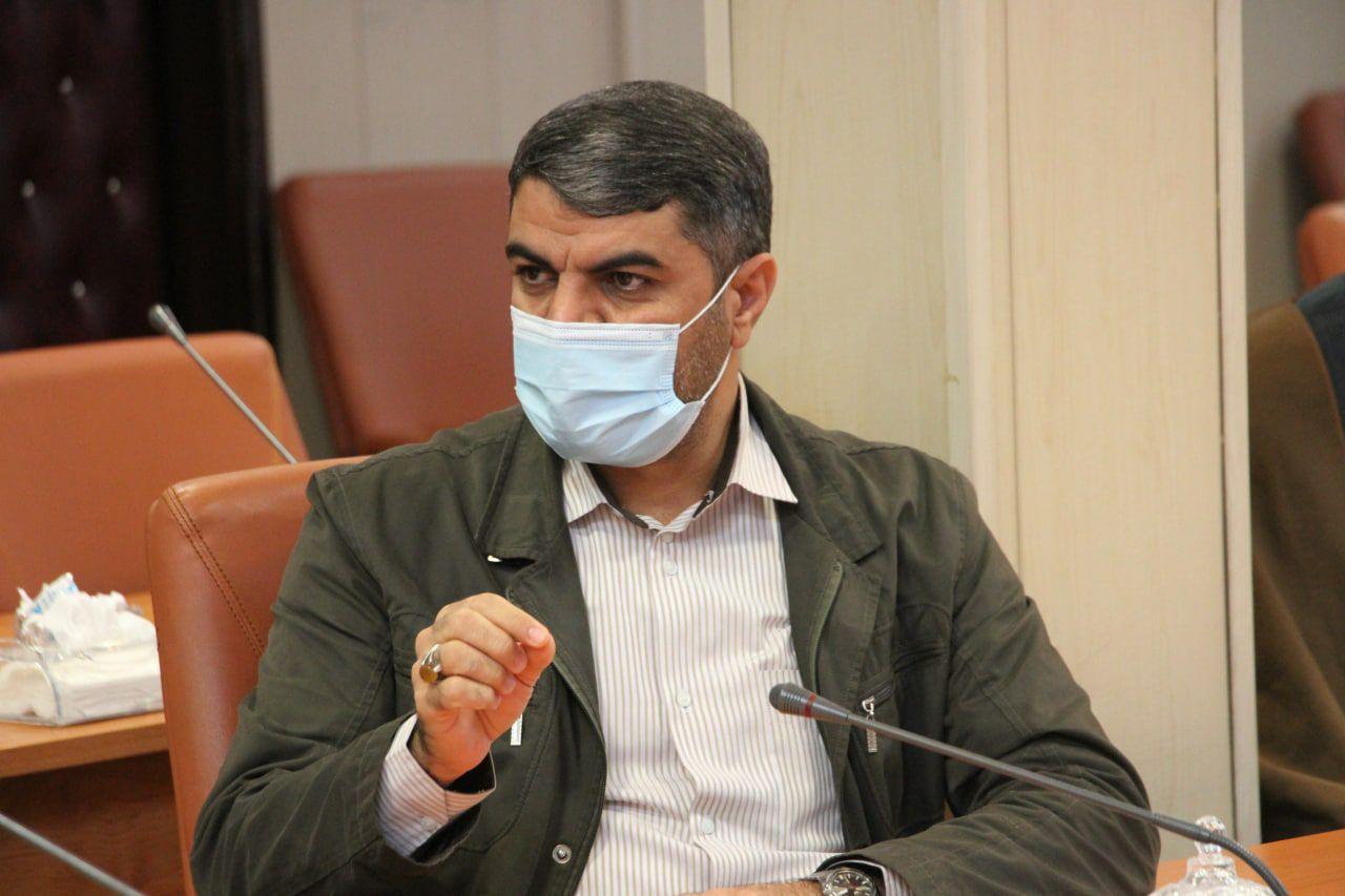 برگزاری انتخابات رئیس شورای اسلامی بهارستان