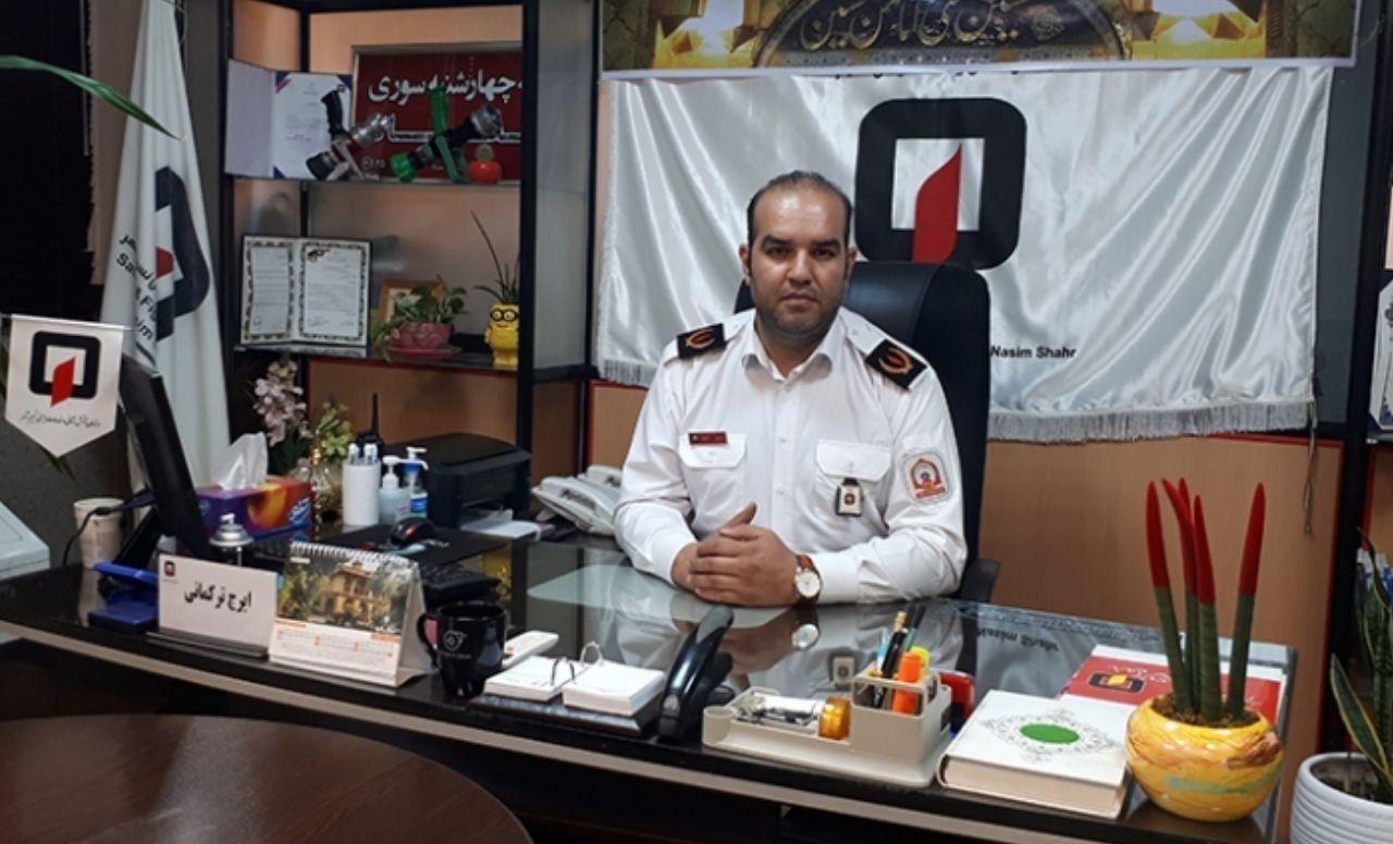 مزاحمتهای تلفنی آتشنشانی / بهصدا در آمدن آژیر نسیمشهر