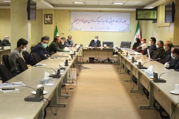 کاهش 40 درصدی فوتیهای مبتلا به کرونا در اسلامشهر