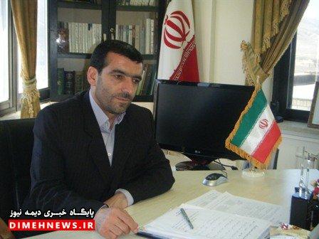 مهری فرماندار فیروزکوه شد