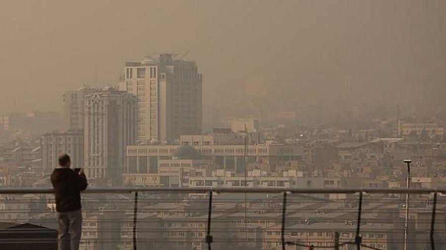 کیفیت هوا قابل قبول و در مرز آلودگی است