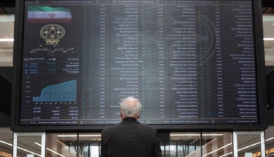 عکس/ نقشه بازار سهام بر اساس ارزش معاملات
