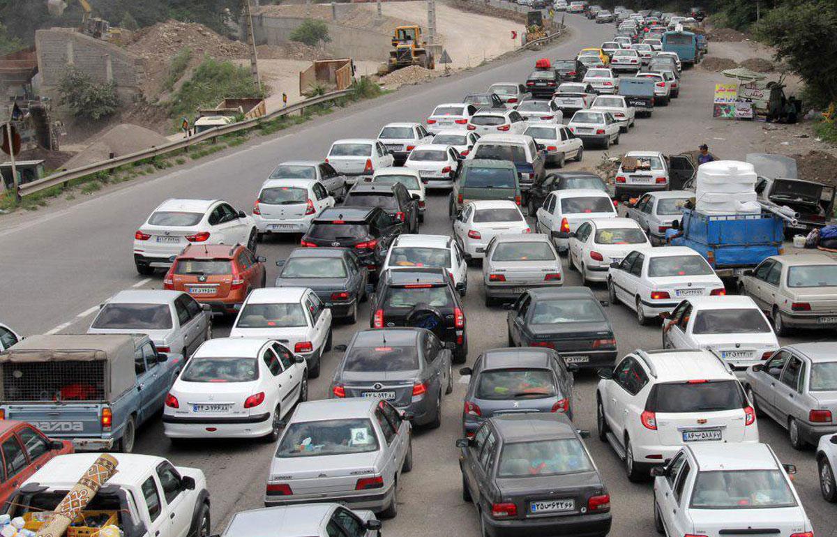 افزایش تردد در سفرهای برون شهری