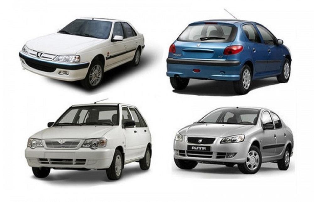 قیمت روز خودروهای داخلی در ۲۴ فروردین