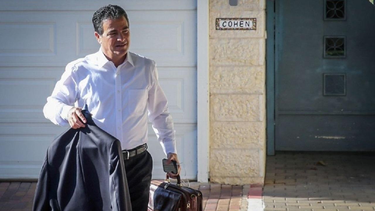 سفر رئیس موساد به بحرین
