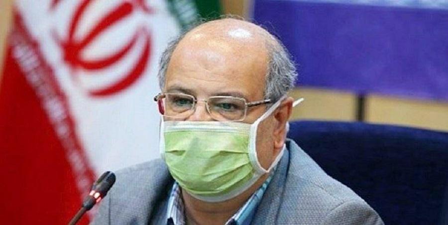 افزایش بستری های کرونایی در تهران