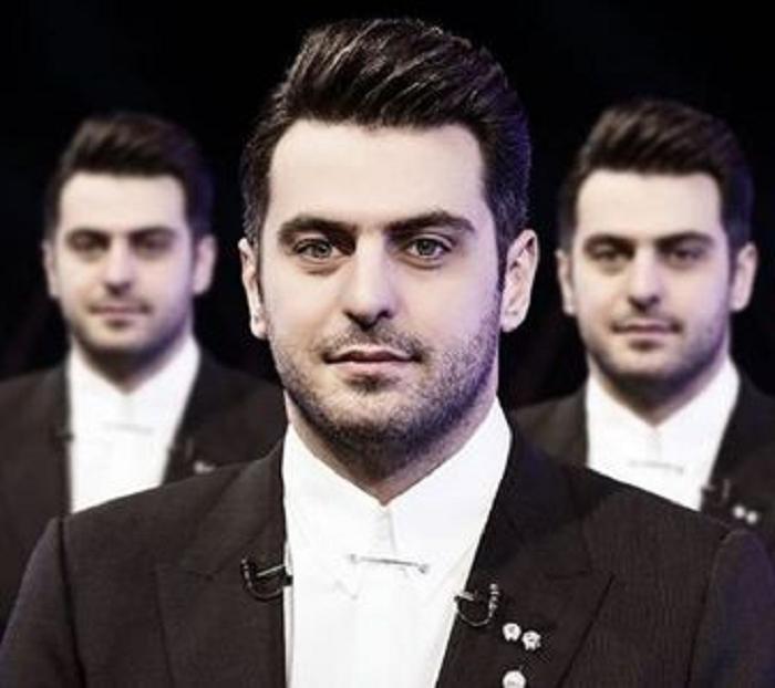 تغییر چهره ی علی ضیا / پیر نشو مرد + عکس