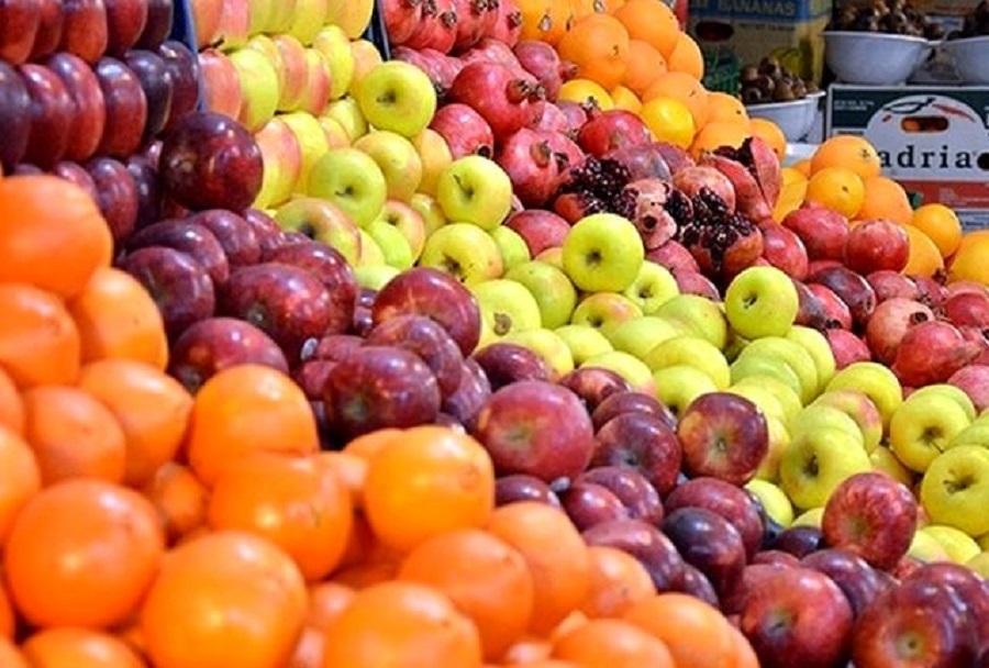 قیمت میوه های نوروزی اعلام شد