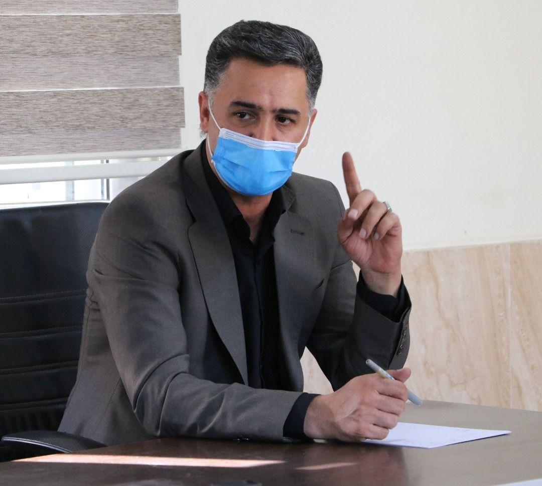 طرح واکسیناسیون کرونا پاکبانان شهرداری پردیس اجرا شد