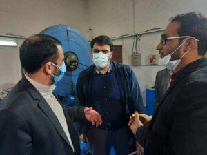 ظرفیت بنیاد برکت در شهرستان اسلامشهر به کار گرفته میشود